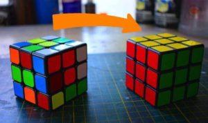 cara bermain rubik 3x3 untuk pemula