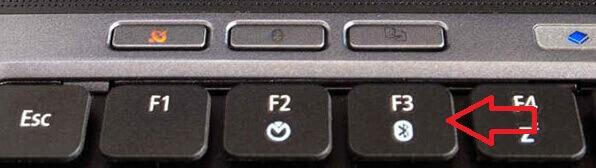 tombol keyboard bluetooth