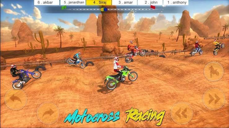 Motocross Racing apk