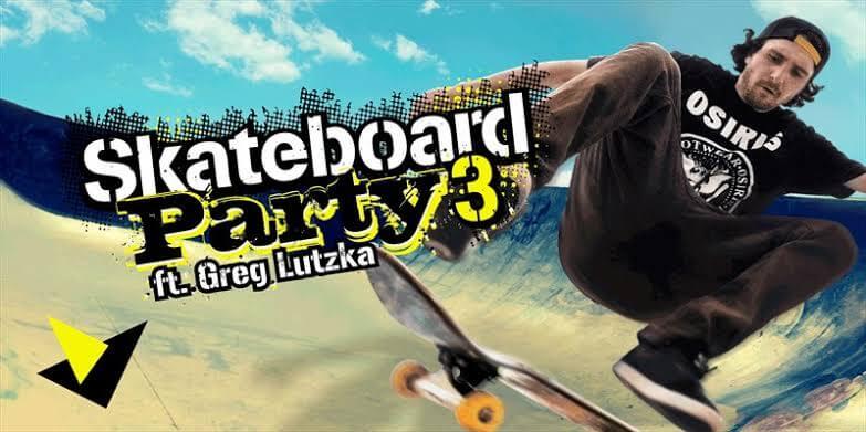 Skateboard Party 3 apk