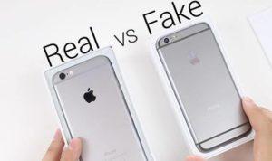 cara membedakan iphone asli dan rekondisi