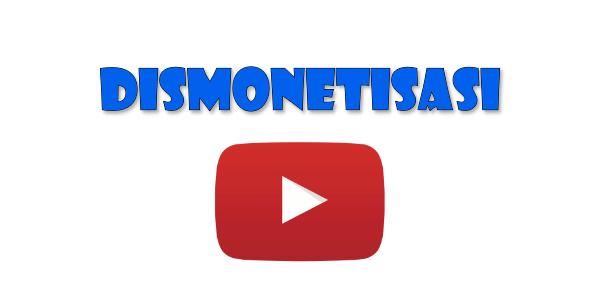 tips agar channel youtube tidak kena dismonetisasi