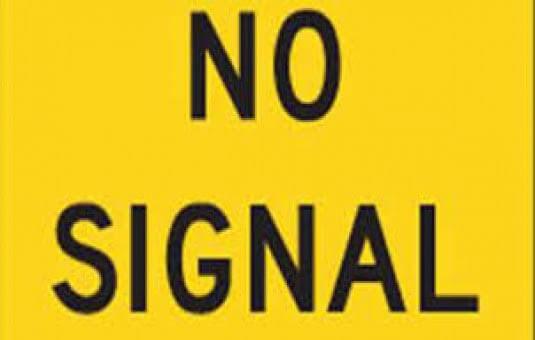 sinyal lemot