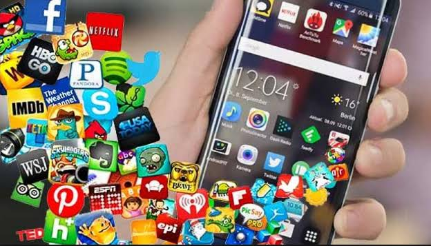 terlalu banyak aplikasi