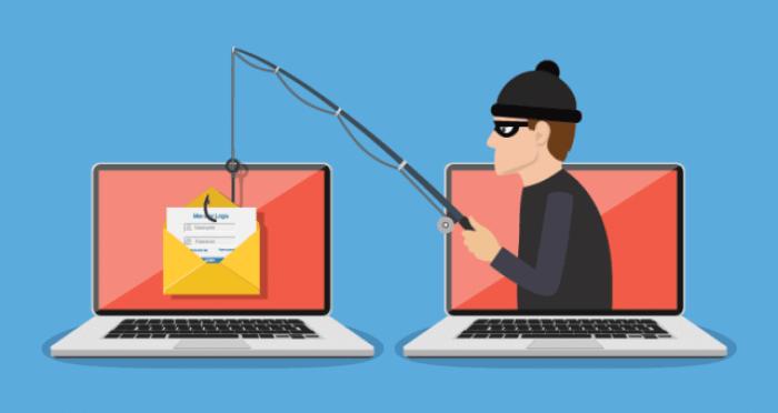 contoh web phising
