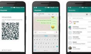 cara menggunakan whatsapp web di hp