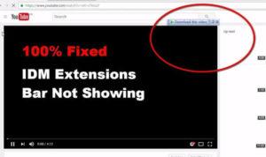 Cara Memunculkan Tombol IDM Di Youtube