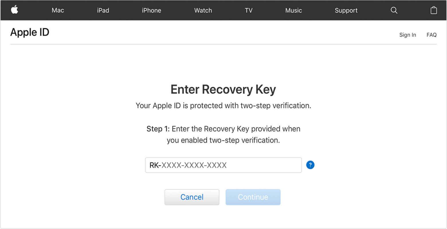 Cara Mengembalikan Icloud Yang Lupa Password
