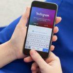 cara menghilangkan garis hijau di instagram