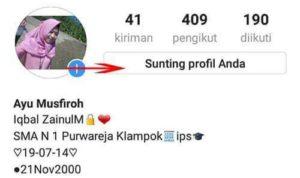Cara Mengatasi Instagram Tidak Bisa Ganti Foto Profil