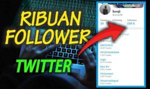 cara memperbanyak followers twitter