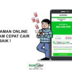 kta online cara cepat ajukan pinjaman