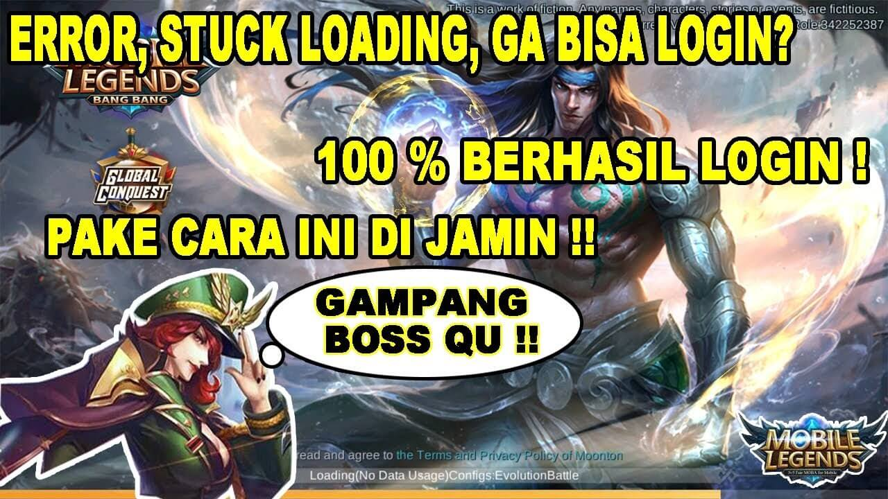 mobile legend stuck di loading