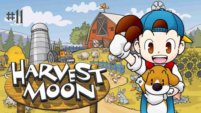 Game Harvest Moon Terbaik