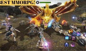 Game MMORPG Terbaik Android 2020