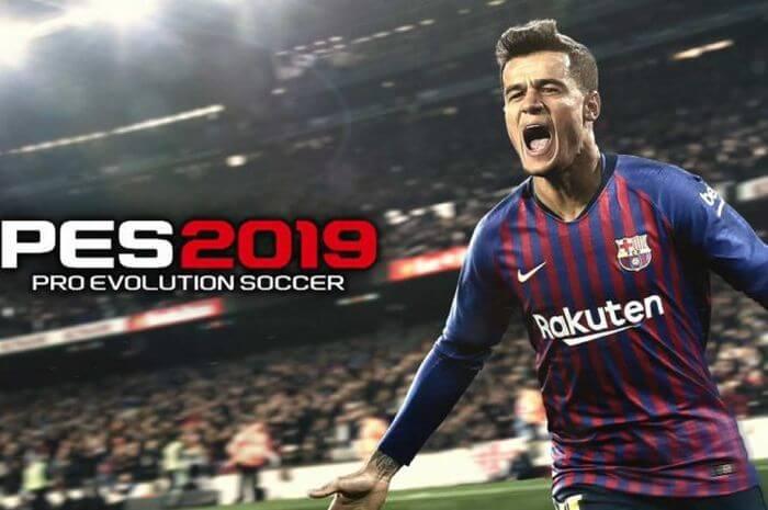 Game Bola Offline Terbaik pes 2019