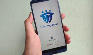 aplikasi trace together