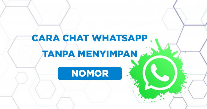 cara chat whatsapp tanpa menyimpan nomor hp