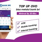 cara top up ovo lewat atm bri