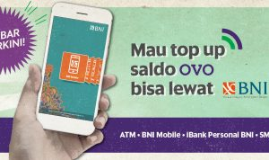 cara top up ovo lewat bni