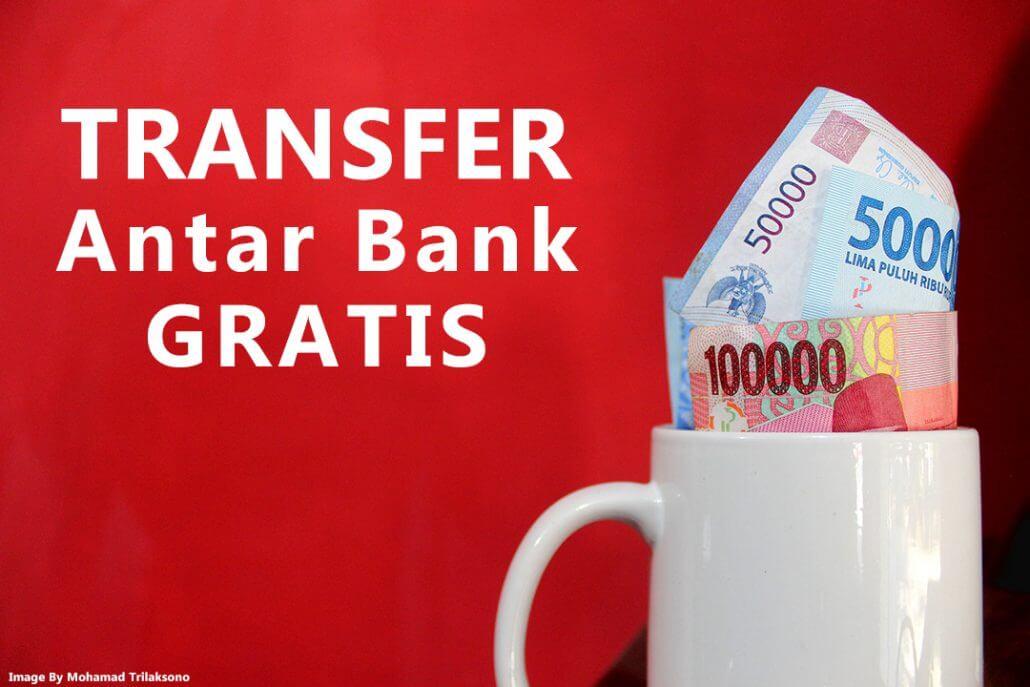aplikasi transfer antar bank gratis