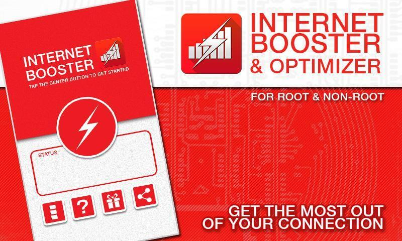 internet booster optimizer