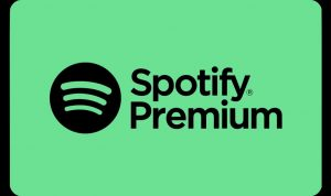 cara upgrade spotify premium