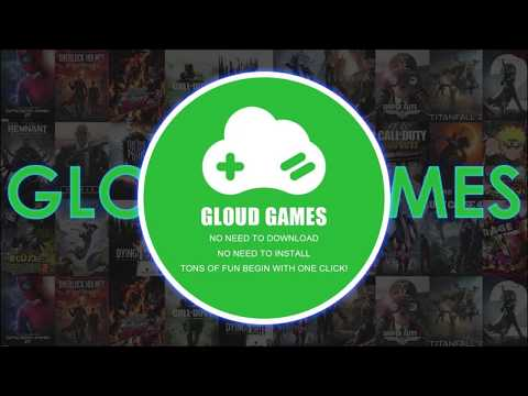gloud games ps3