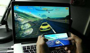 cara mirroring dari hp ke laptop