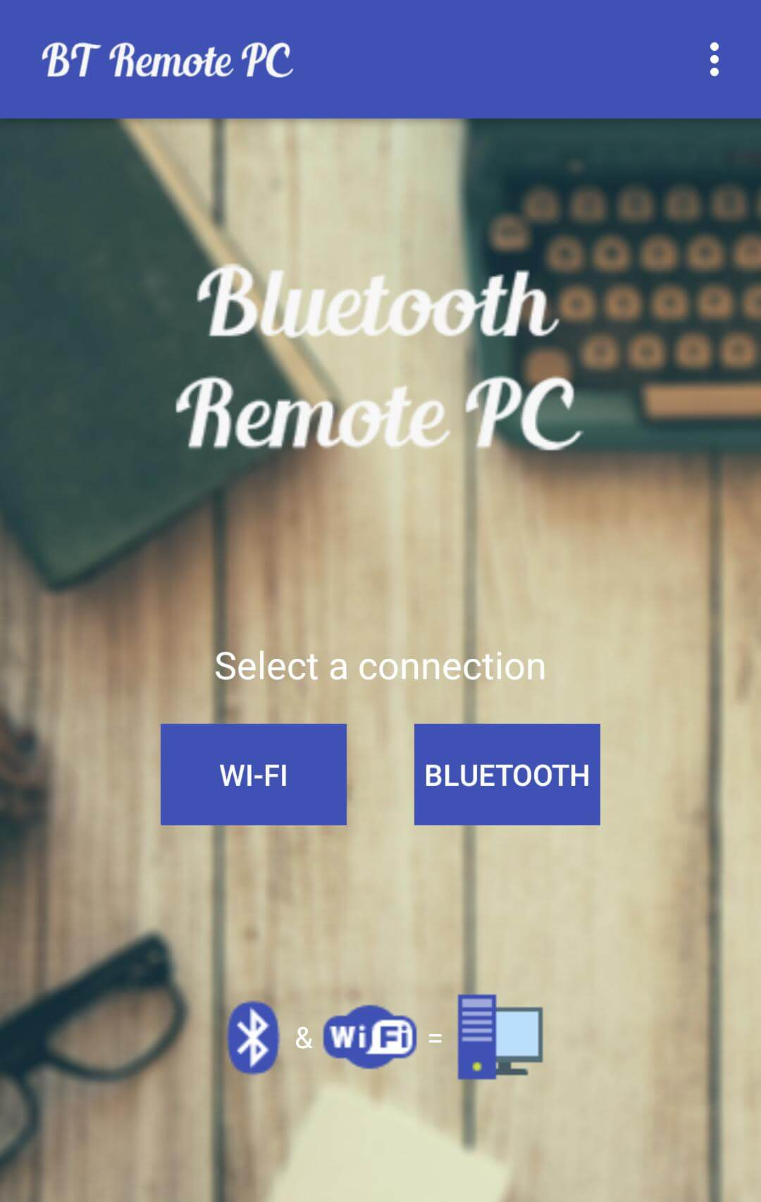 bluetooth remote pc