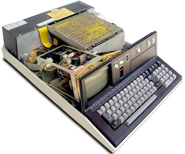 IBM Portable PC 5110 perkembangan laptop dari awal hingga sekarang