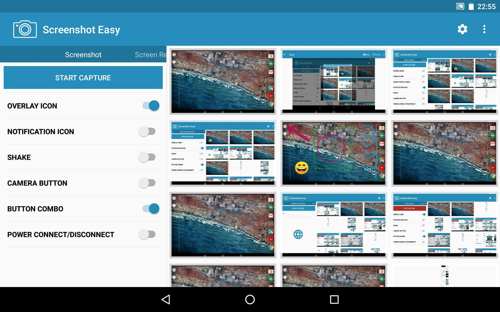 Screenshot Easy