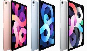 harga dan spesifikasi apple ipad air 2020
