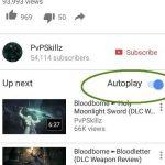 cara mematikan fitur autoplay di youtube