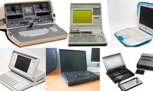 perkembangan laptop dari awal hingga sekarang