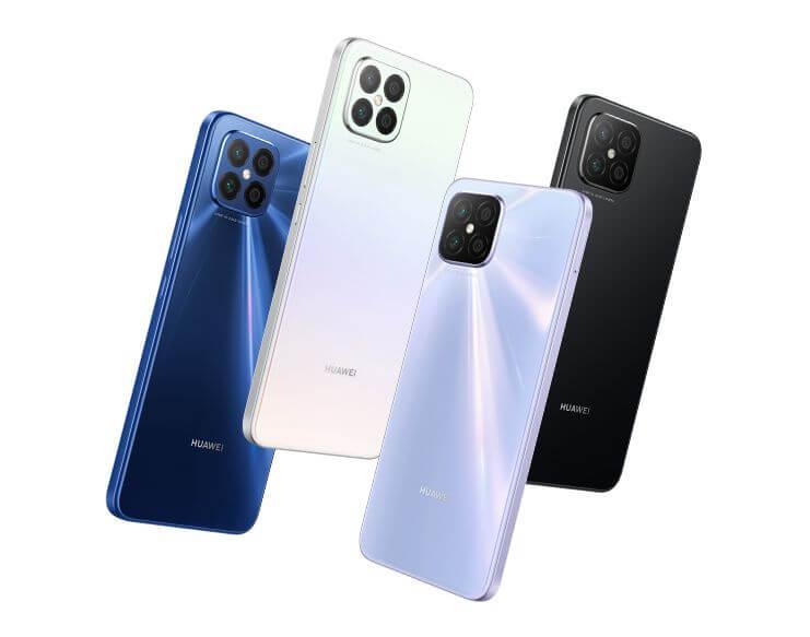 harga dan spesifikasi Huawei Nova 8 SE