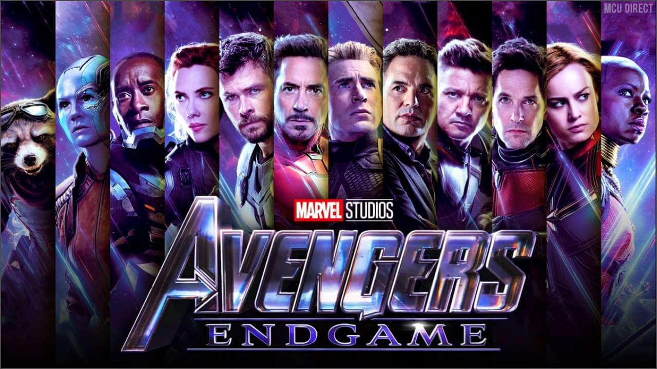 Avenger End Game