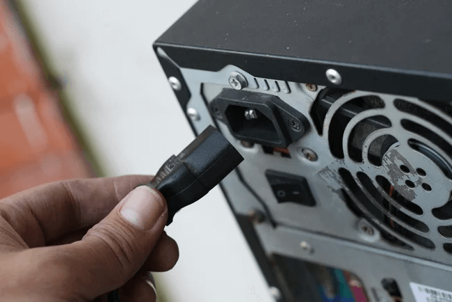 cabut power supply