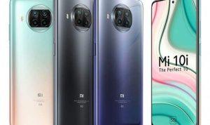 harga dan spesifikasi Xiaomi Mi 10i 5G