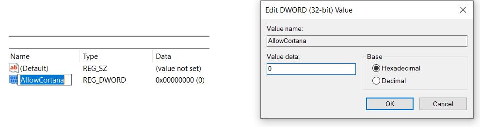 allow cortana setting cara mematikan cortana di windows 10