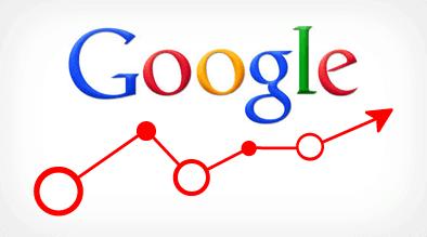 peringkat google meningkat