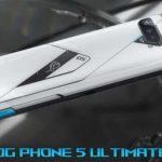 harga dan spesifikasi Asus ROG Phone 5 Ultimate