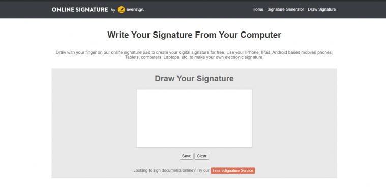 onlinesignature