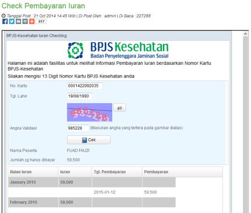 website bpjs