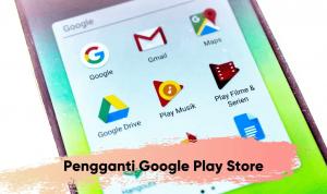 tempat download aplikasi android selain play store