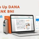 cara top up dana lewat atm bni