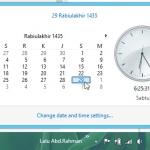 aplikasi kalender hijriah untuk pc