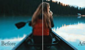 cara memperbesar resolusi foto di android