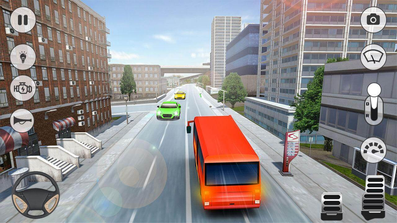 City City Coach Bus Simulator - Free Driving GamesCoach Bus Simulator - Free Driving Games