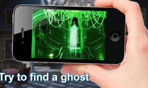 aplikasi pendeteksi hantu